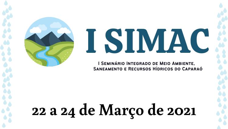 I SIMAC - evento online!