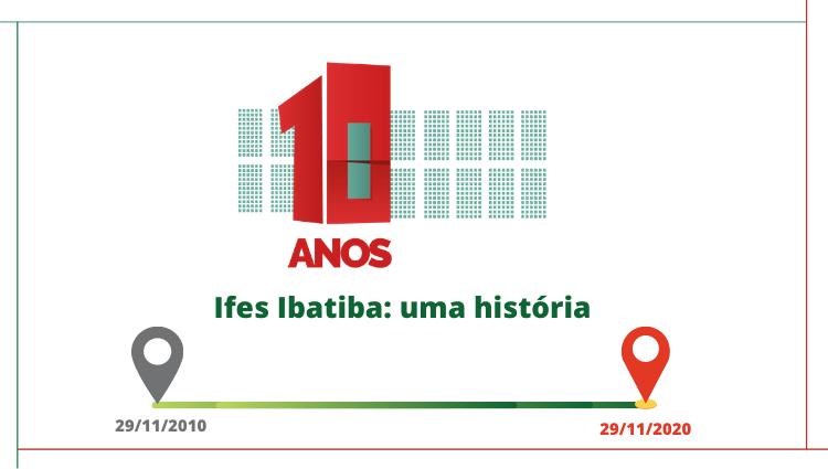 Aniversário de 10 anos do Ifes Ibatiba